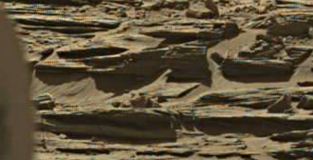 mars sol 1276 anomaly 4 was life on mars