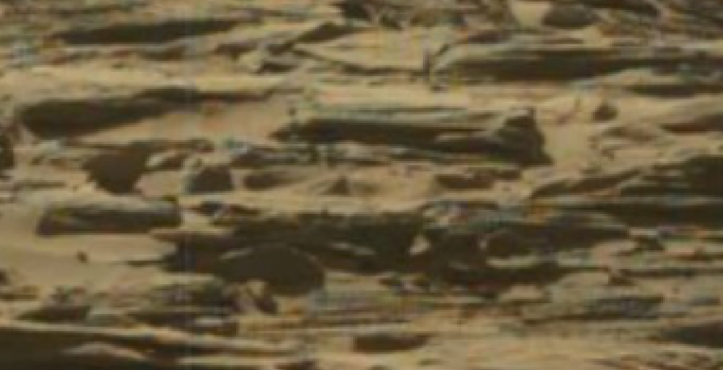 mars sol 1276 anomaly 8 was life on mars