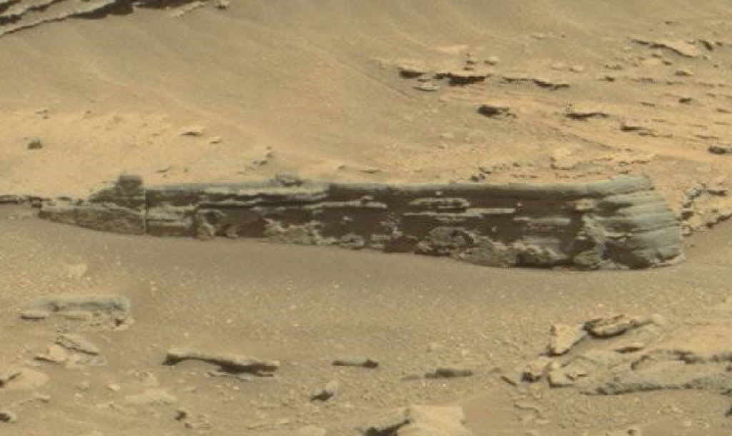 mars sol 1277 anomaly-artifacts 1 was life on mars