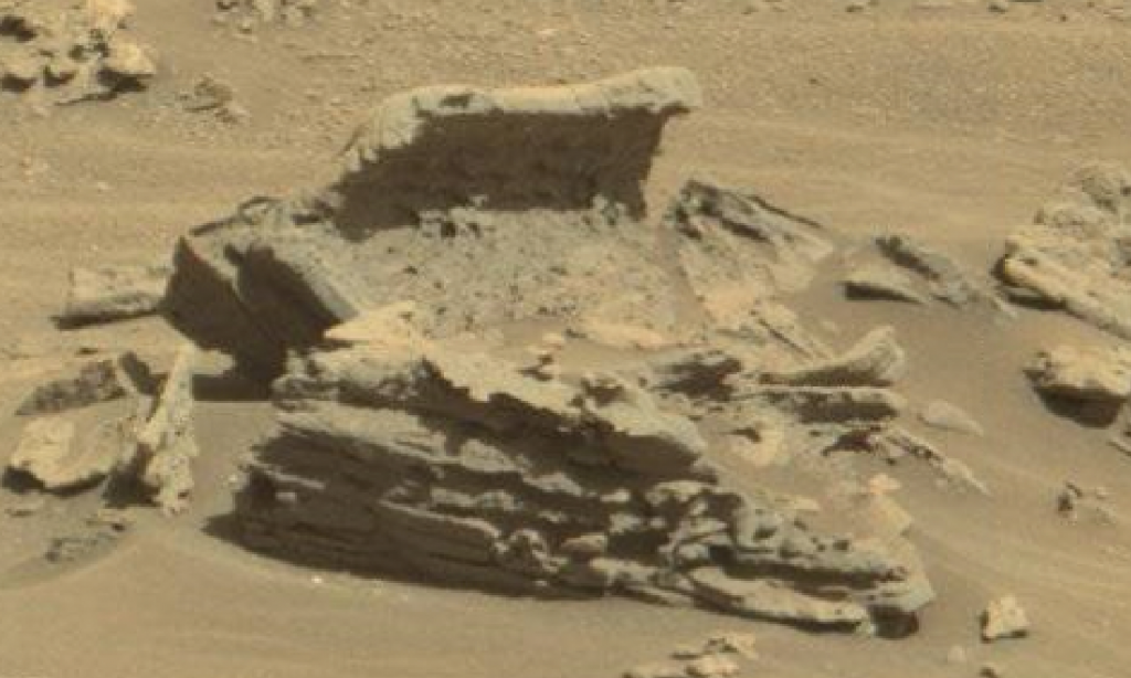mars sol 1277 anomaly-artifacts 3 was life on mars