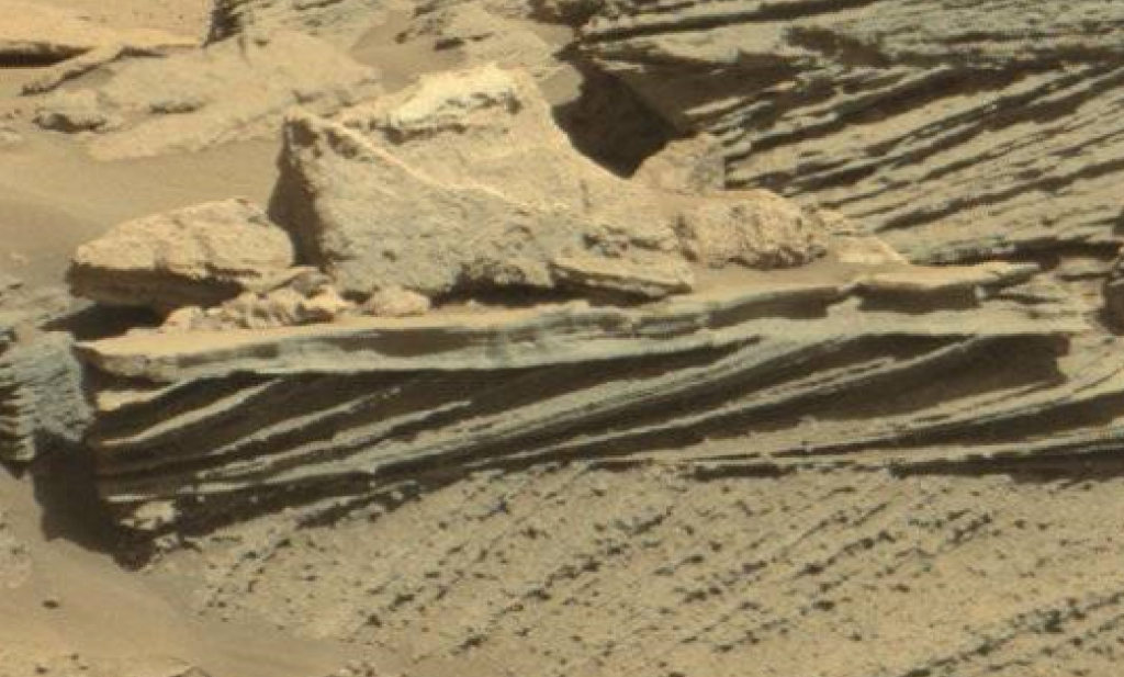 mars sol 1277 anomaly-artifacts 5 was life on mars