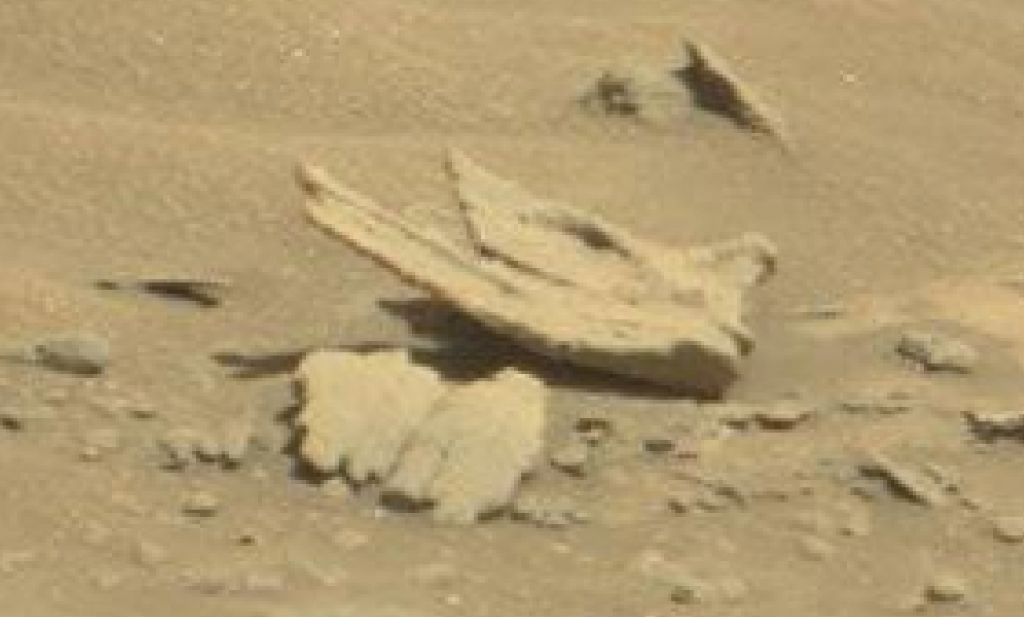 mars sol 1277 anomaly-artifacts 6 was life on mars