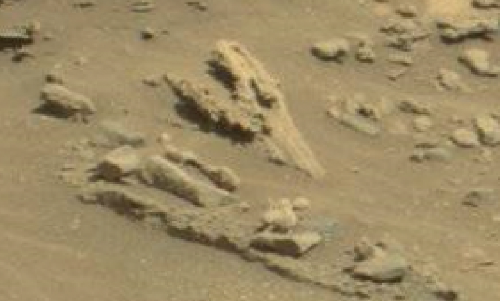 mars sol 1277 anomaly-artifacts 7 was life on mars