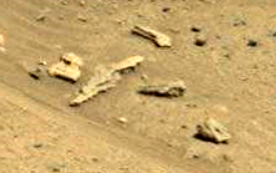 mars sol 1277 anomaly-artifacts 8 was life on mars