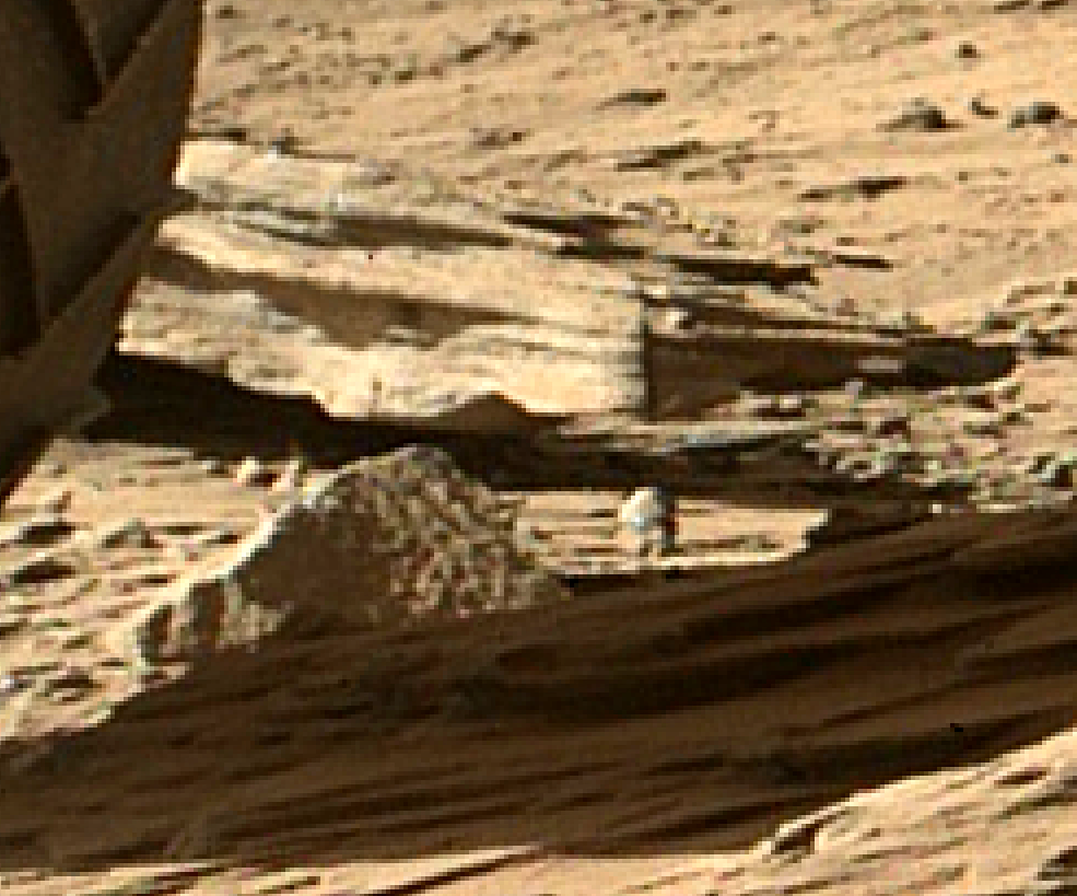 mars sol 1287 anomaly-artifacts 1 was life on mars