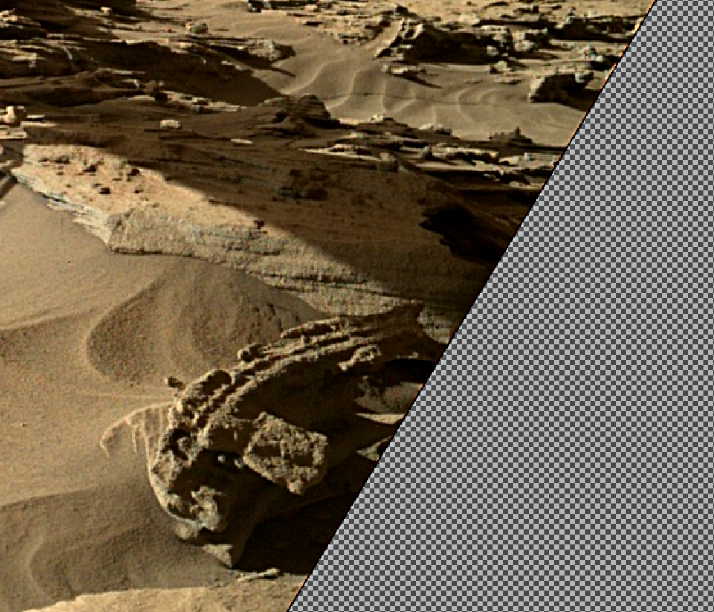 mars sol 1287 anomaly-artifacts 2 was life on mars