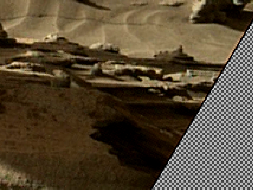 mars sol 1287 anomaly-artifacts 4 was life on mars