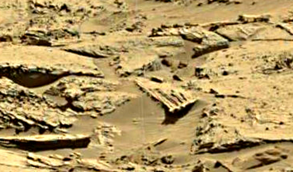 mars sol 1294 anomaly-artifacts 4 was life on mars