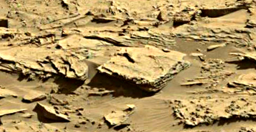 mars sol 1294 anomaly-artifacts 5 was life on mars