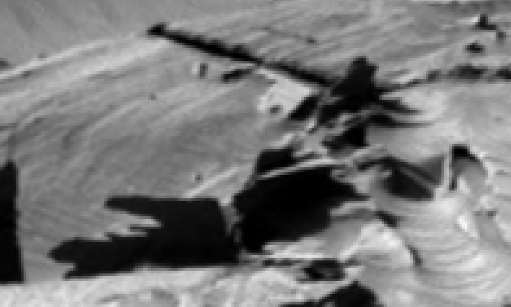 mars sol 1296 anomaly-artifacts 1 was life on mars