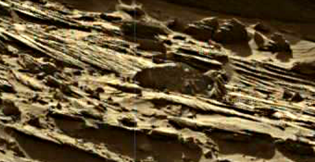 mars sol 1296 anomaly-artifacts 12 was life on mars