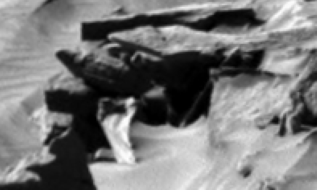 mars sol 1296 anomaly-artifacts 3 was life on mars