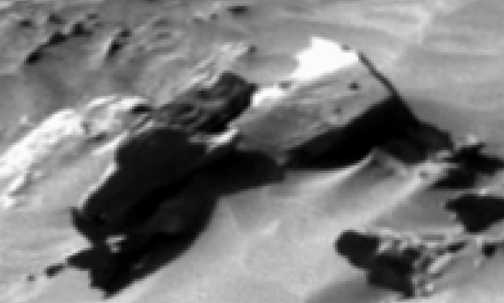 mars sol 1296 anomaly-artifacts 4 was life on mars