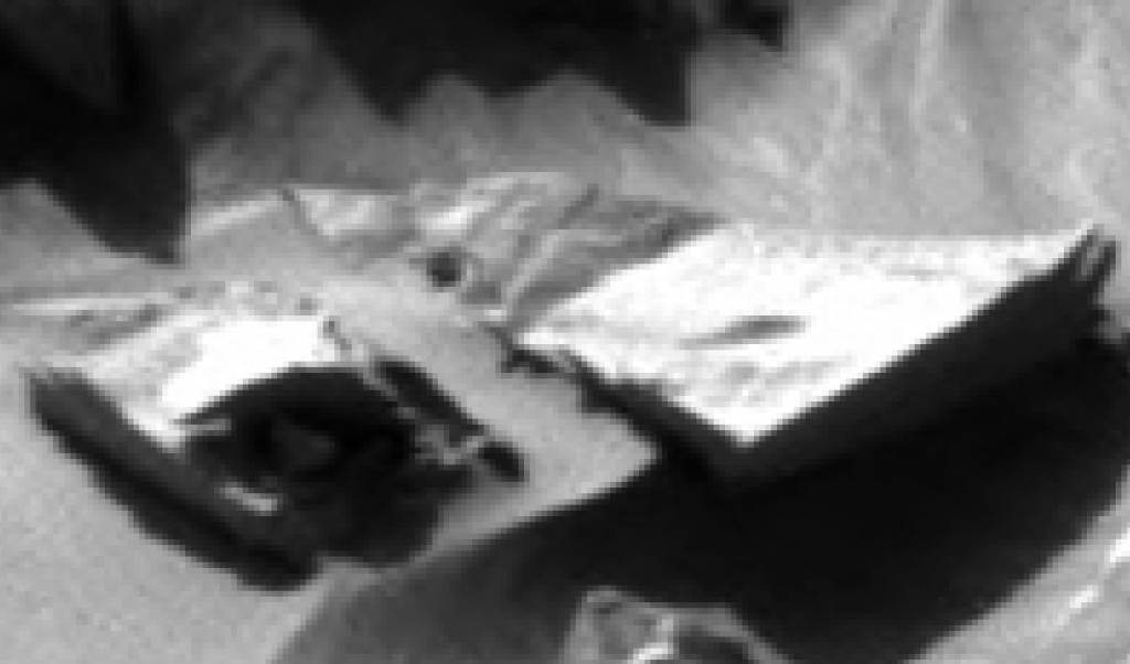 mars sol 1296 anomaly-artifacts 5 was life on mars