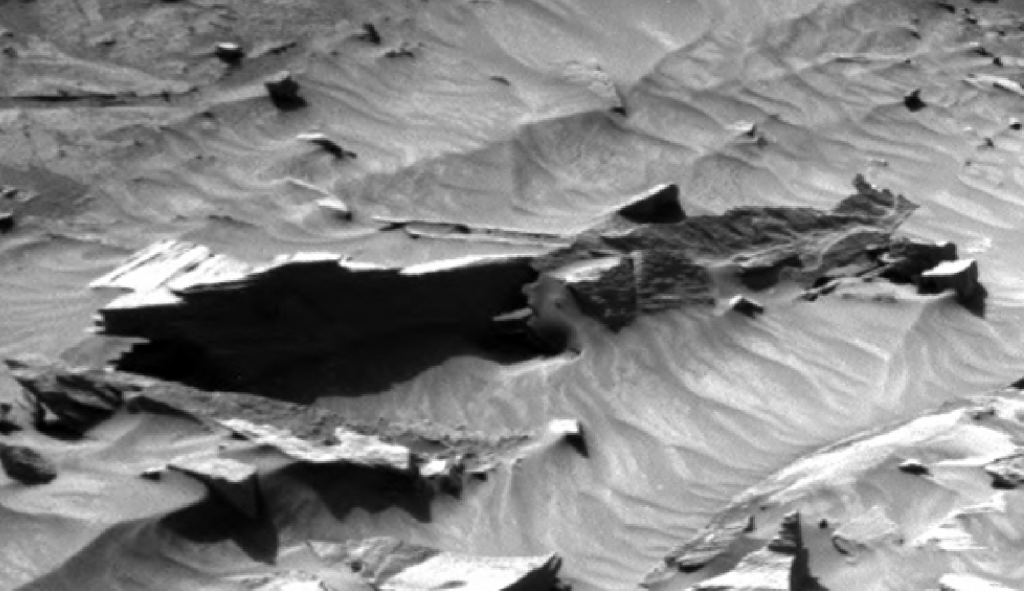 mars sol 1296 anomaly-artifacts 7 was life on mars