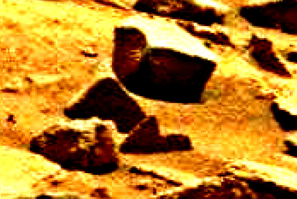 mars sol 837 anomaly artifacts 10 was life on mars