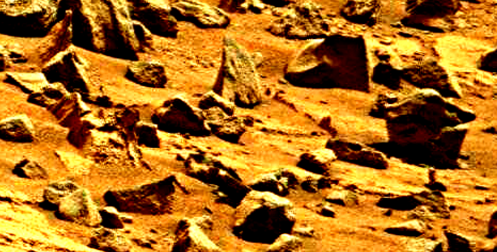 mars sol 837 anomaly artifacts 15 was life on mars