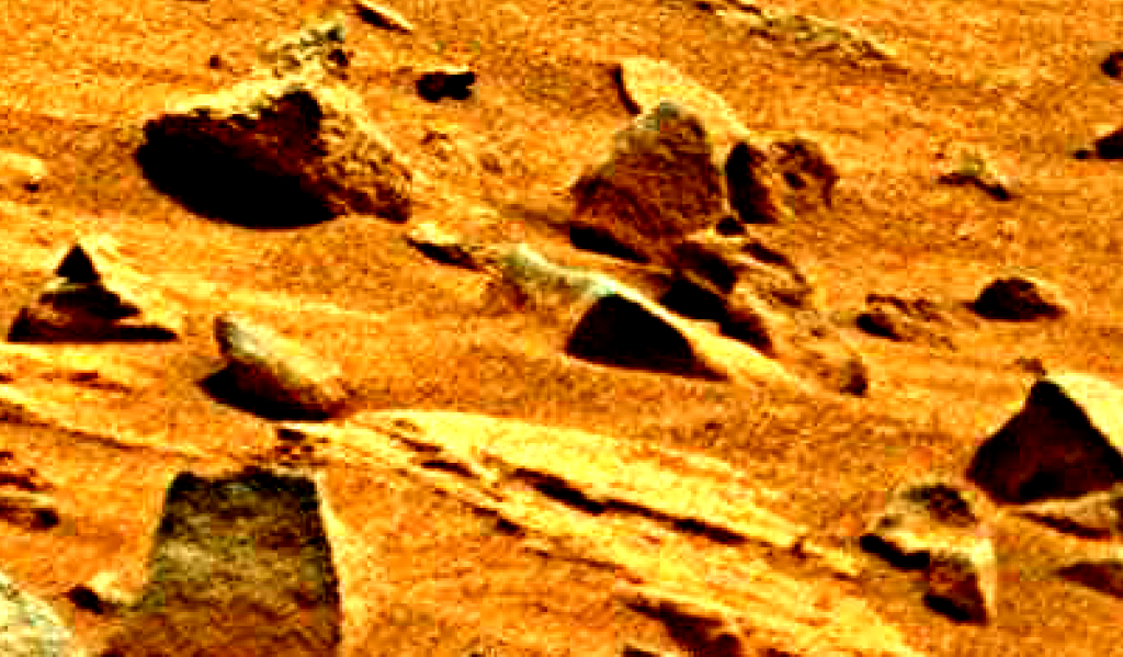 mars sol 837 anomaly artifacts 16 was life on mars