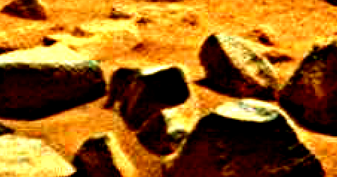 mars sol 837 anomaly artifacts 17 was life on mars