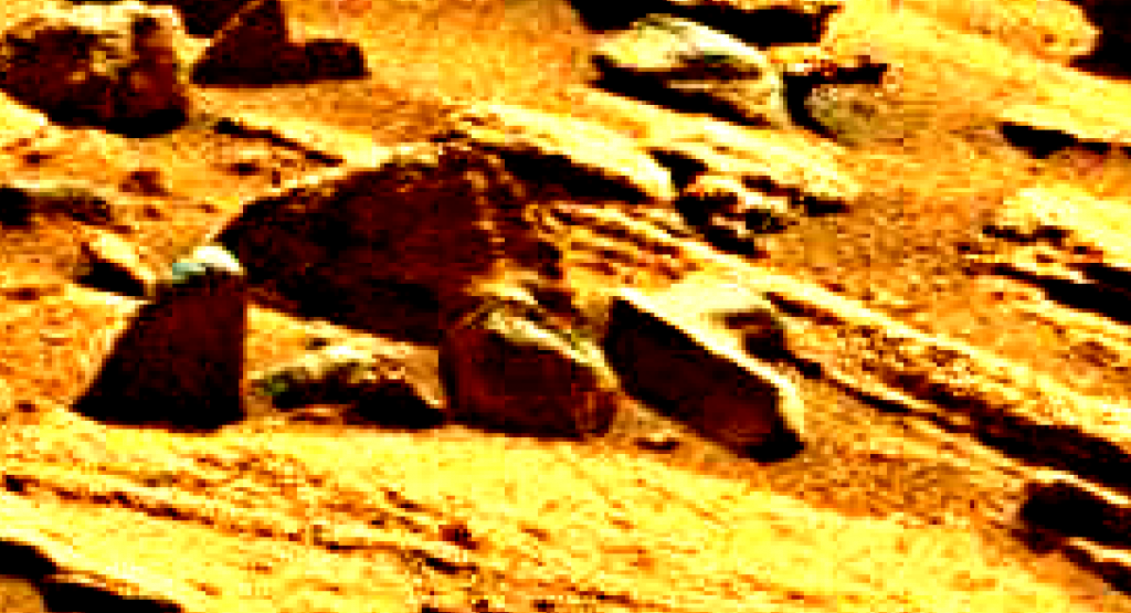 mars sol 837 anomaly artifacts 2 was life on mars
