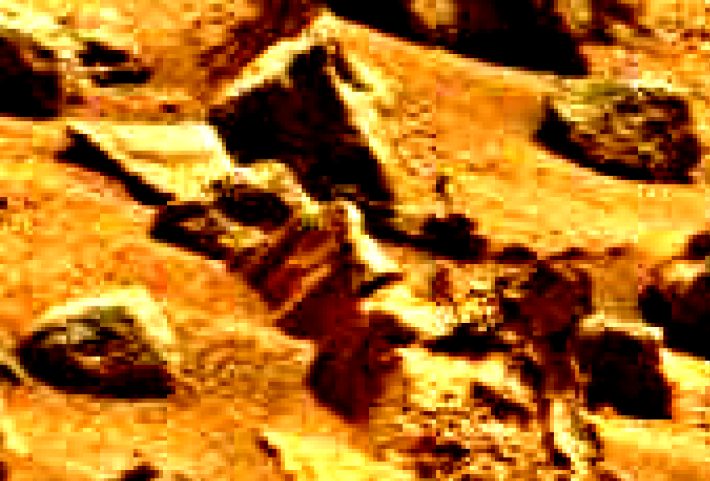 mars sol 837 anomaly artifacts 5-a was life on mars