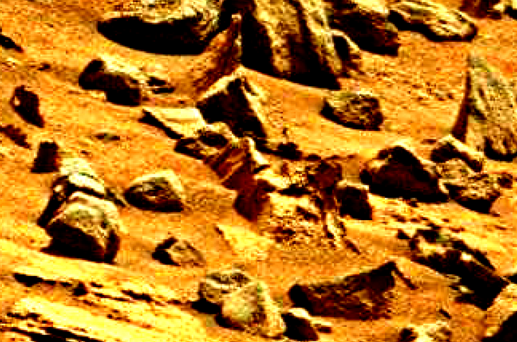 mars sol 837 anomaly artifacts 5 was life on mars