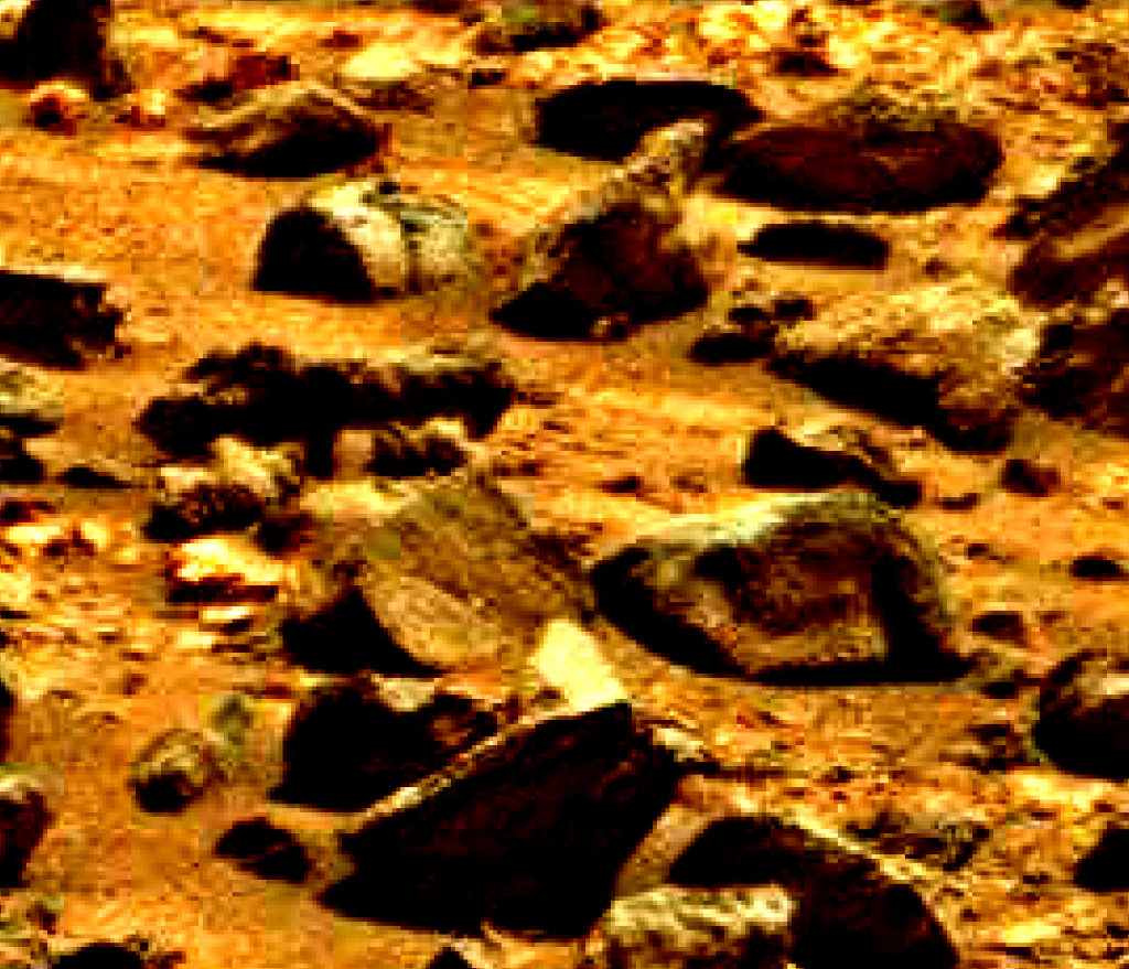 mars sol 837 anomaly artifacts 6 was life on mars