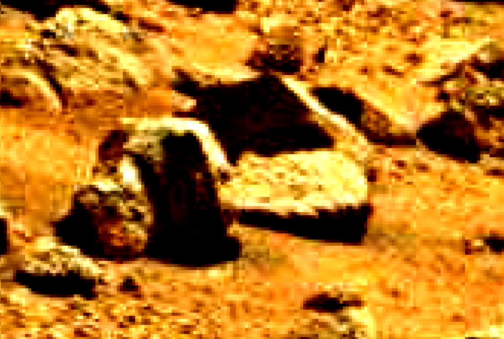 mars sol 837 anomaly artifacts 7 was life on mars