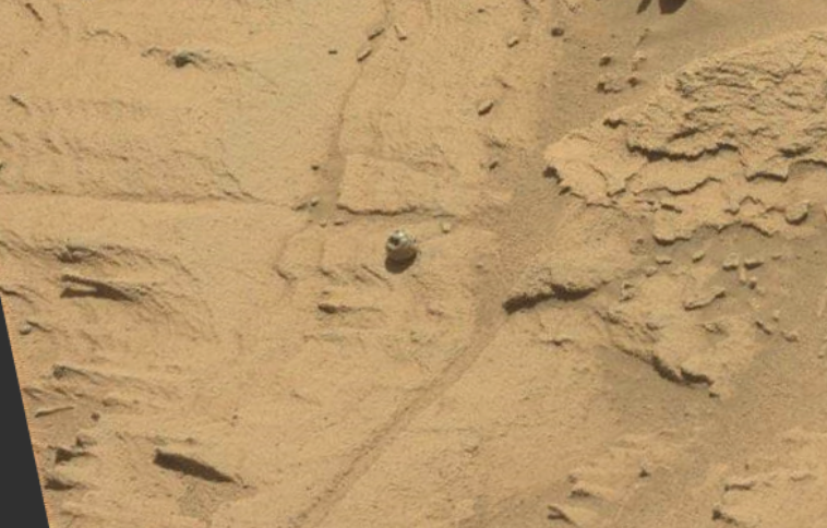 mars sol 1293 anomaly-artifacts 1 was life on mars