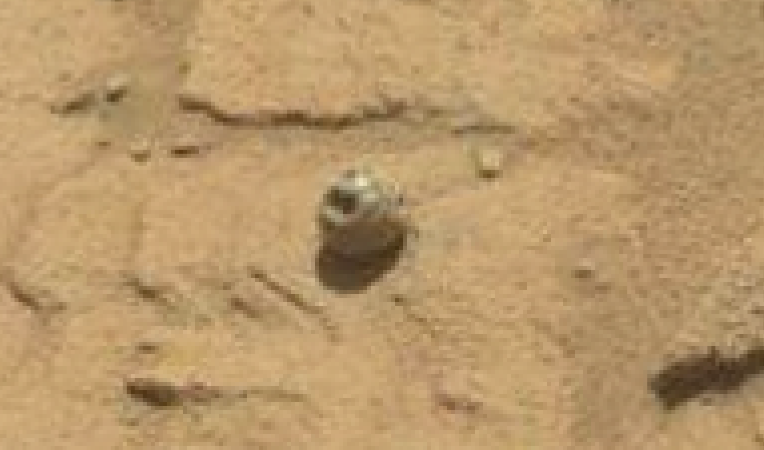 mars sol 1293 anomaly-artifacts 1a was life on mars