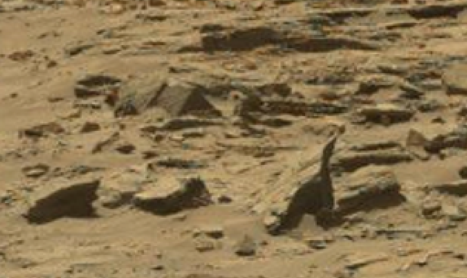 mars sol 1296 anomaly-artifacts 15 was life on mars