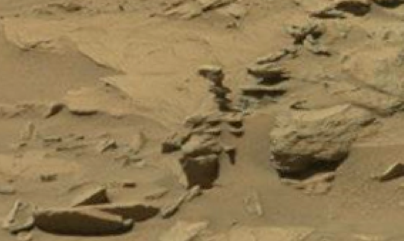mars sol 1296 anomaly-artifacts 17 was life on mars