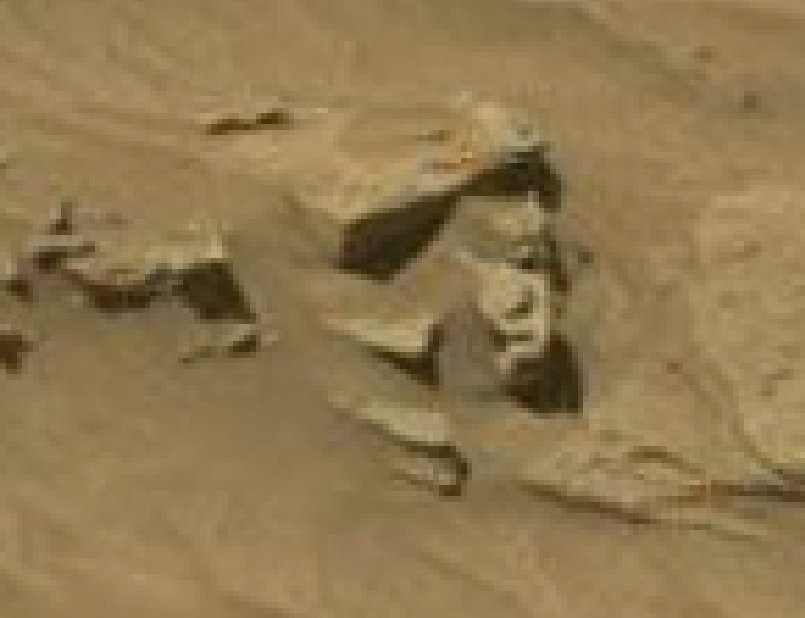 mars sol 1296 anomaly-artifacts 20 was life on mars