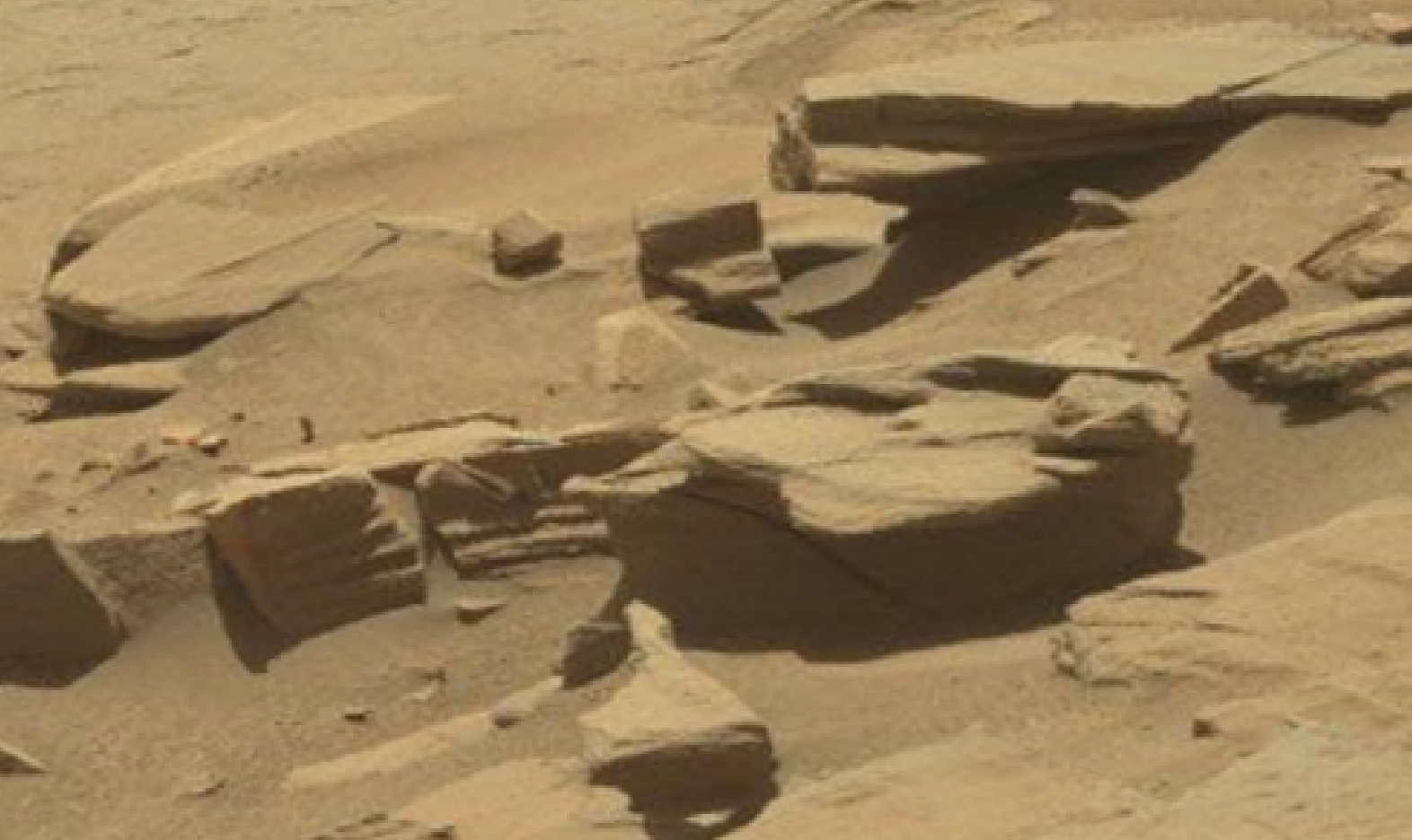 mars sol 1296 anomaly-artifacts 27 was life on mars
