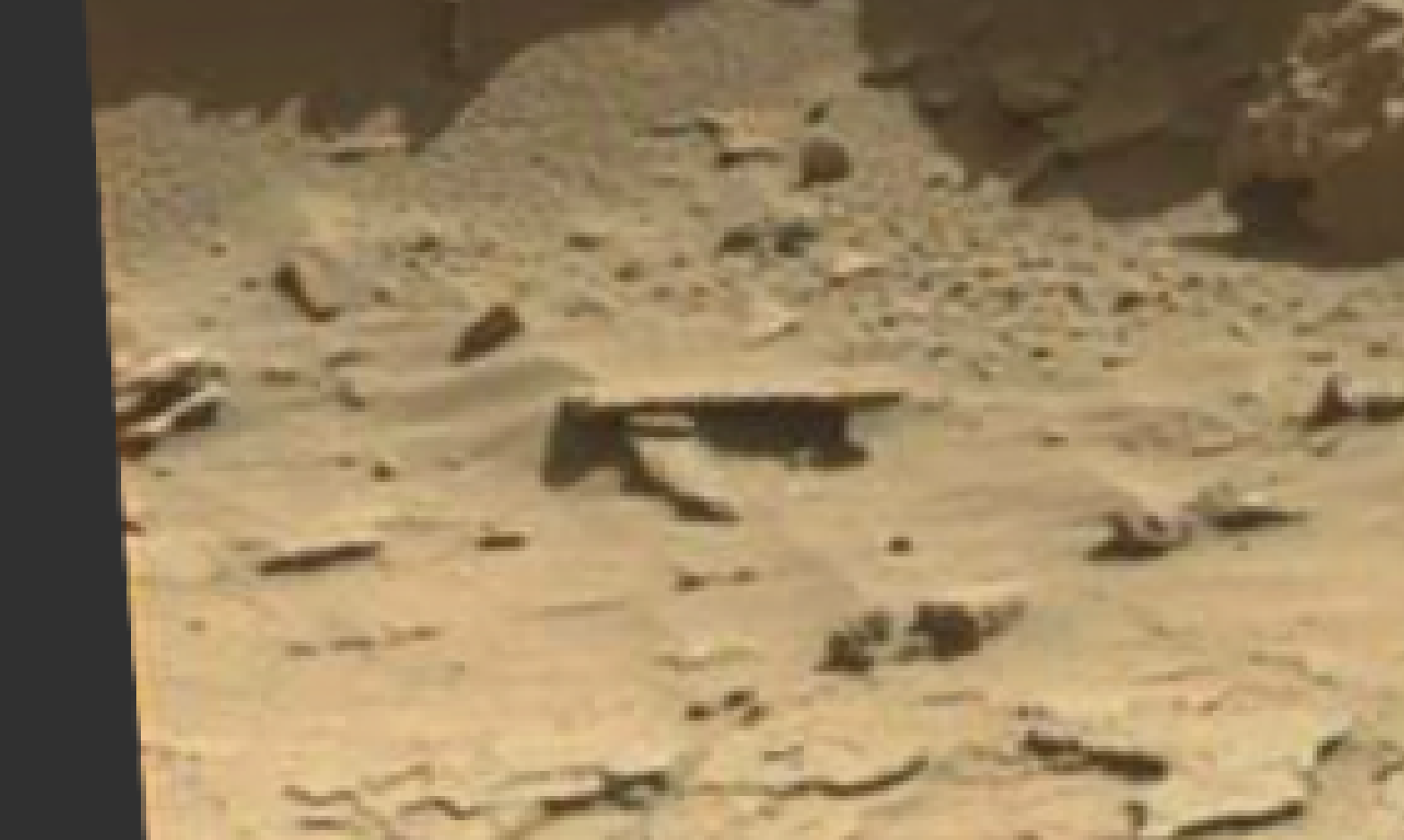 mars sol 1298 anomaly-artifacts 18 was life on mars