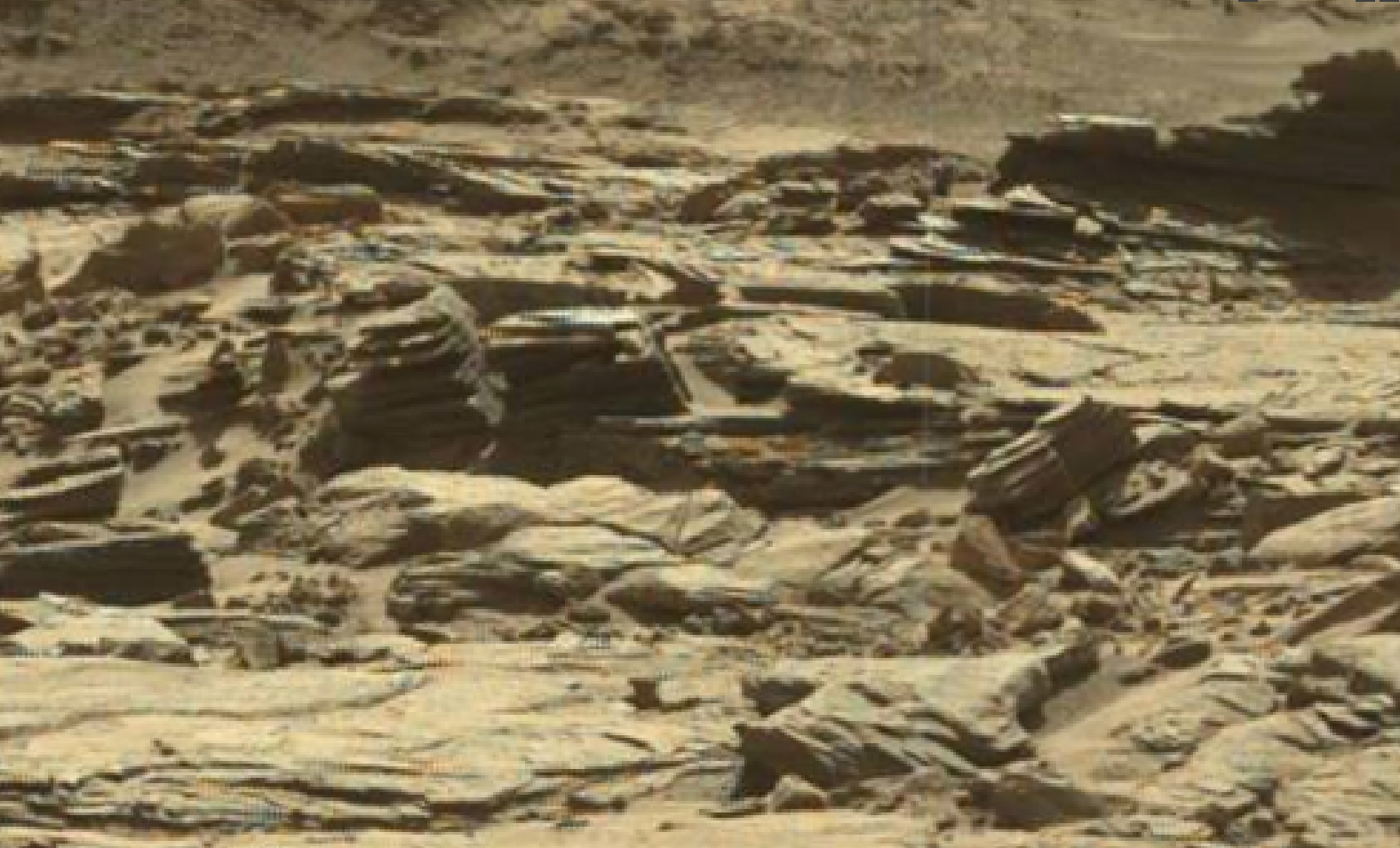 mars sol 1298 anomaly-artifacts 19 was life on mars