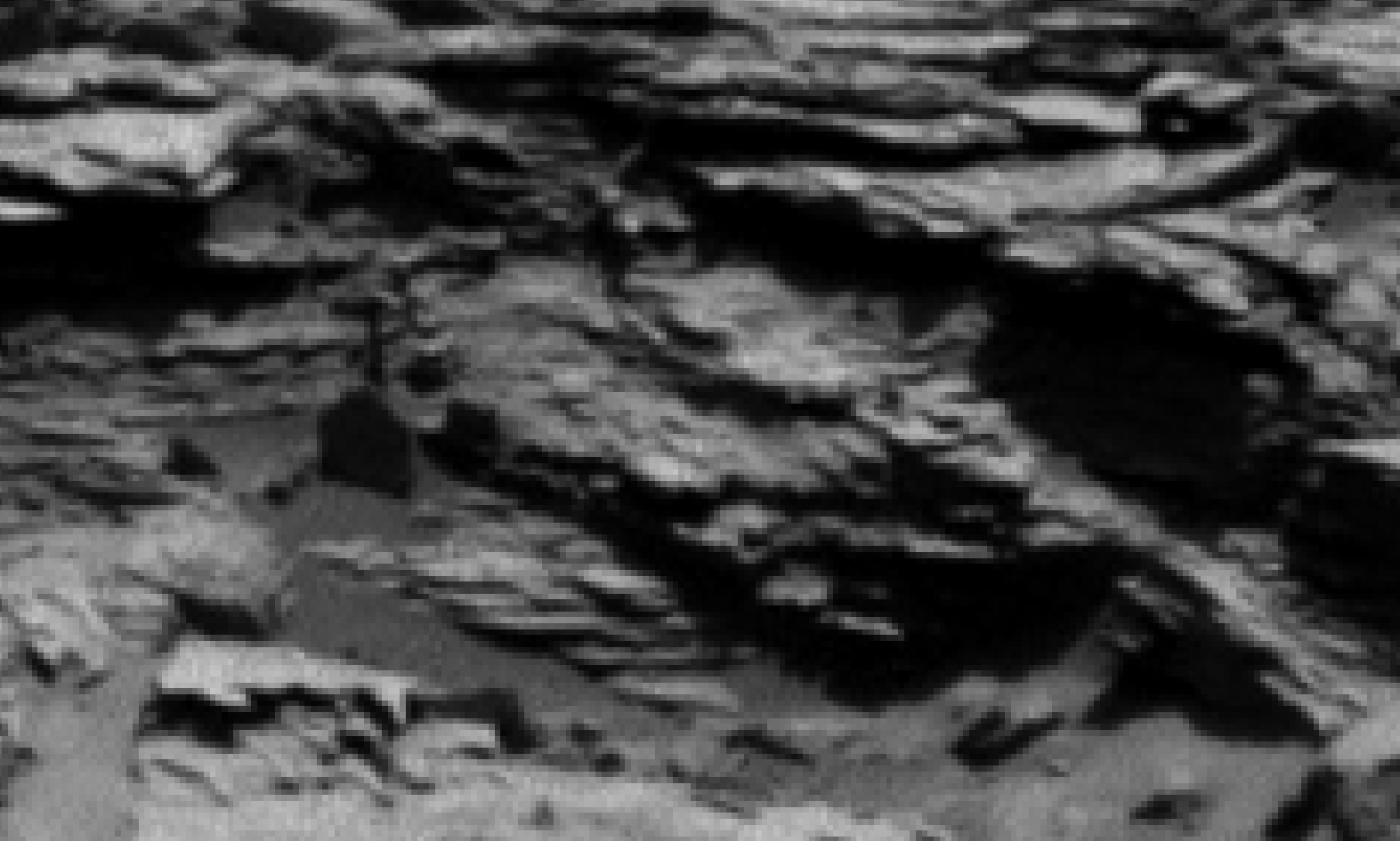 mars sol 1301 anomaly-artifacts 1 was life on mars