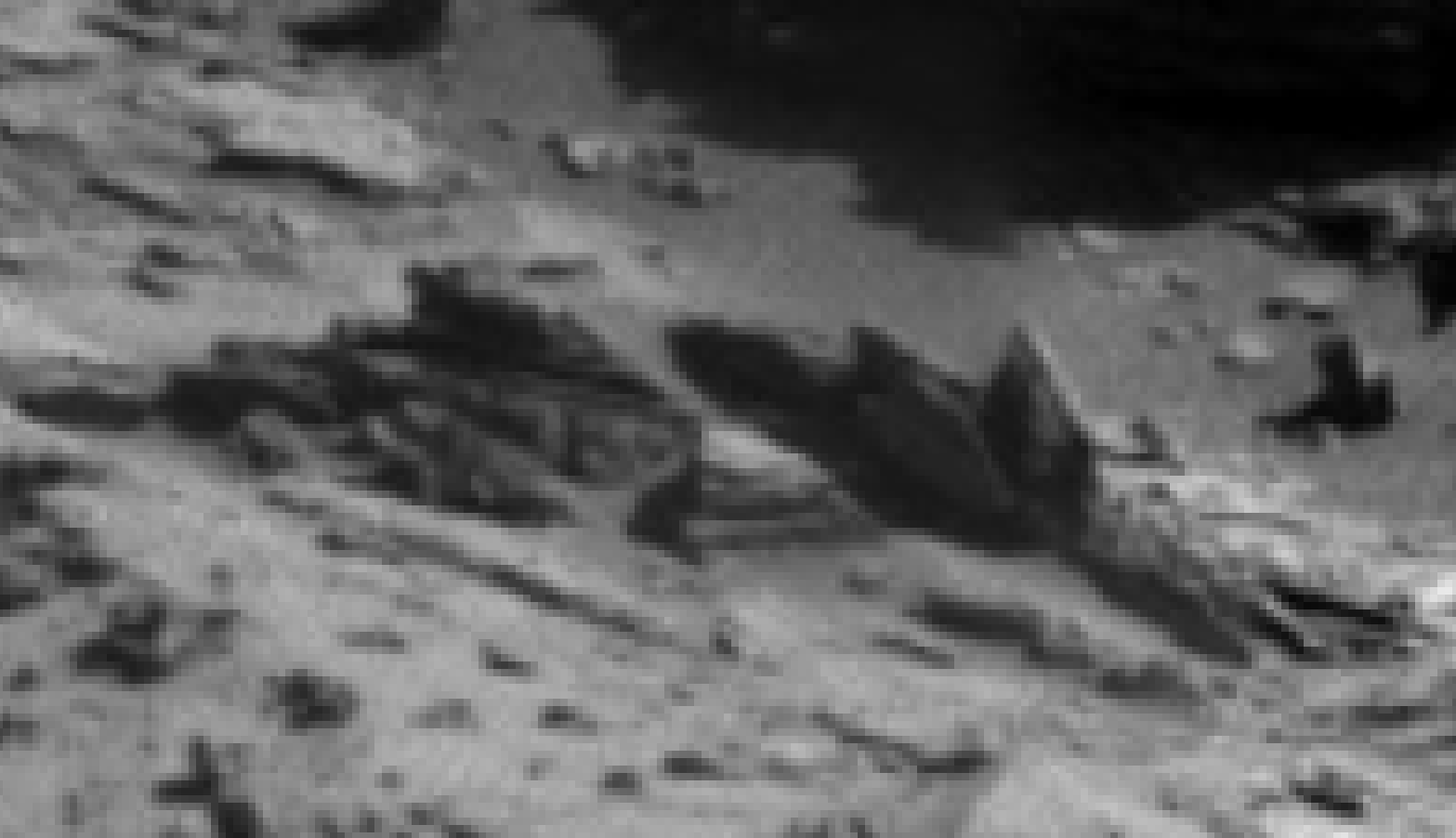mars sol 1301 anomaly-artifacts 3 was life on mars