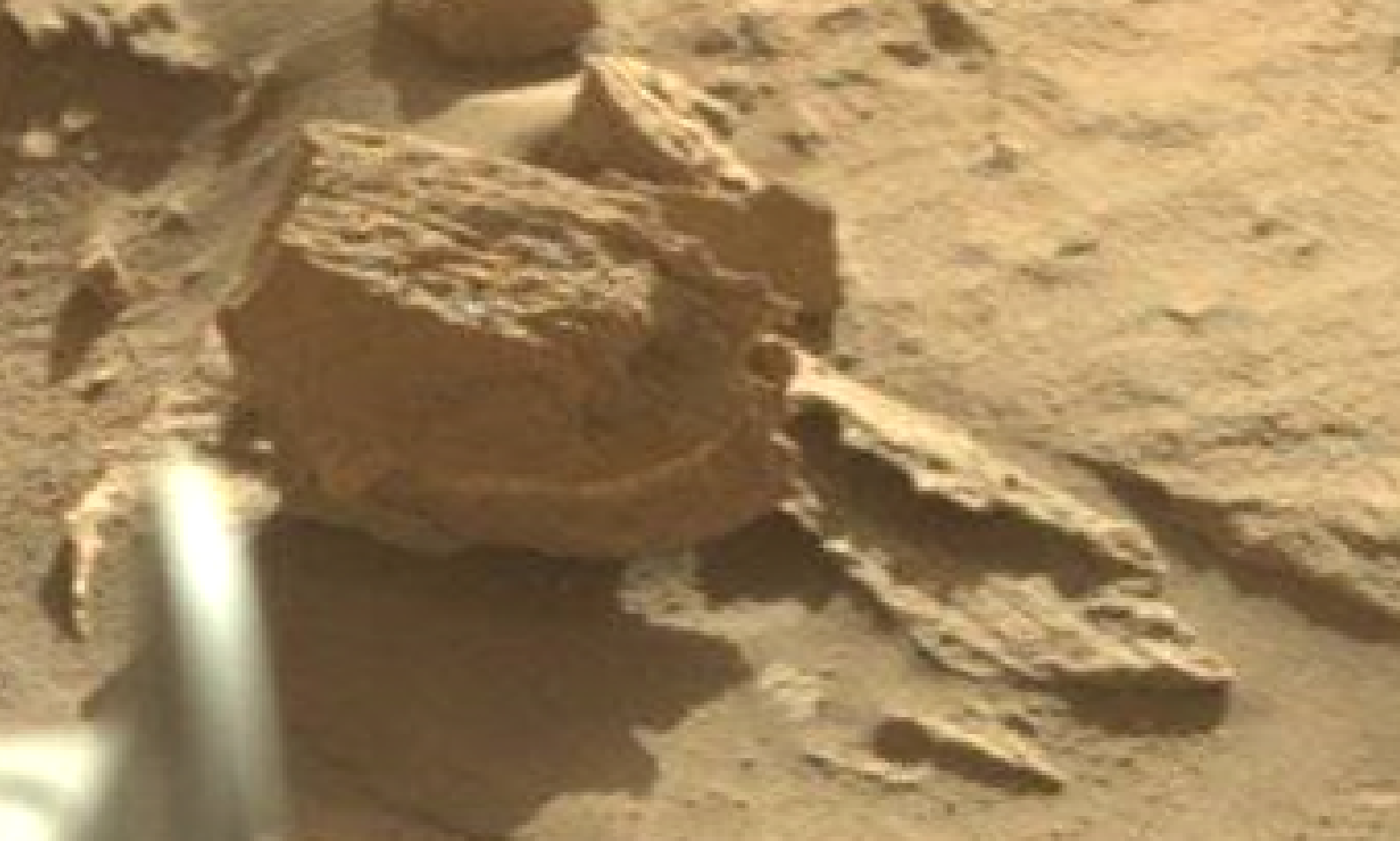 mars sol 1302 anomaly-artifacts 2 was life on mars