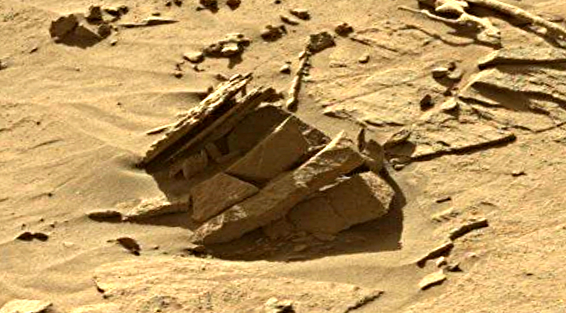 mars sol 1302 anomaly-artifacts 7 was life on mars