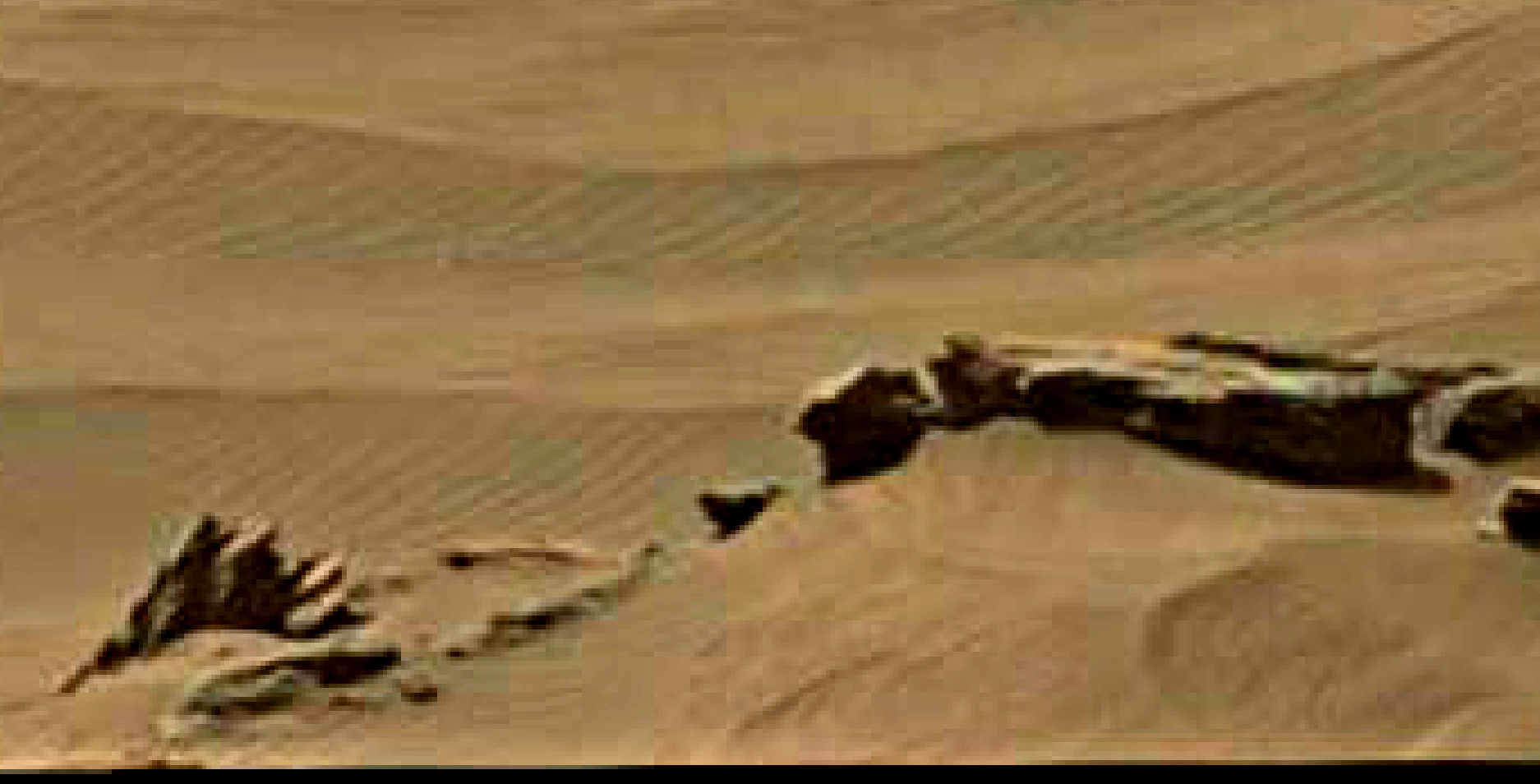 mars sol 1344 anomaly-artifacts 8 was life on mars