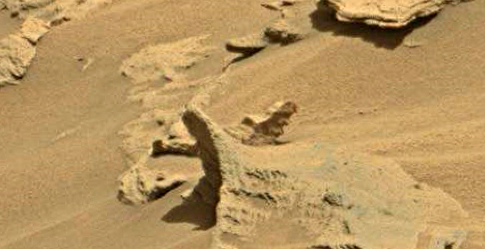 mars sol 1346 anomaly-artifacts 11 was life on mars