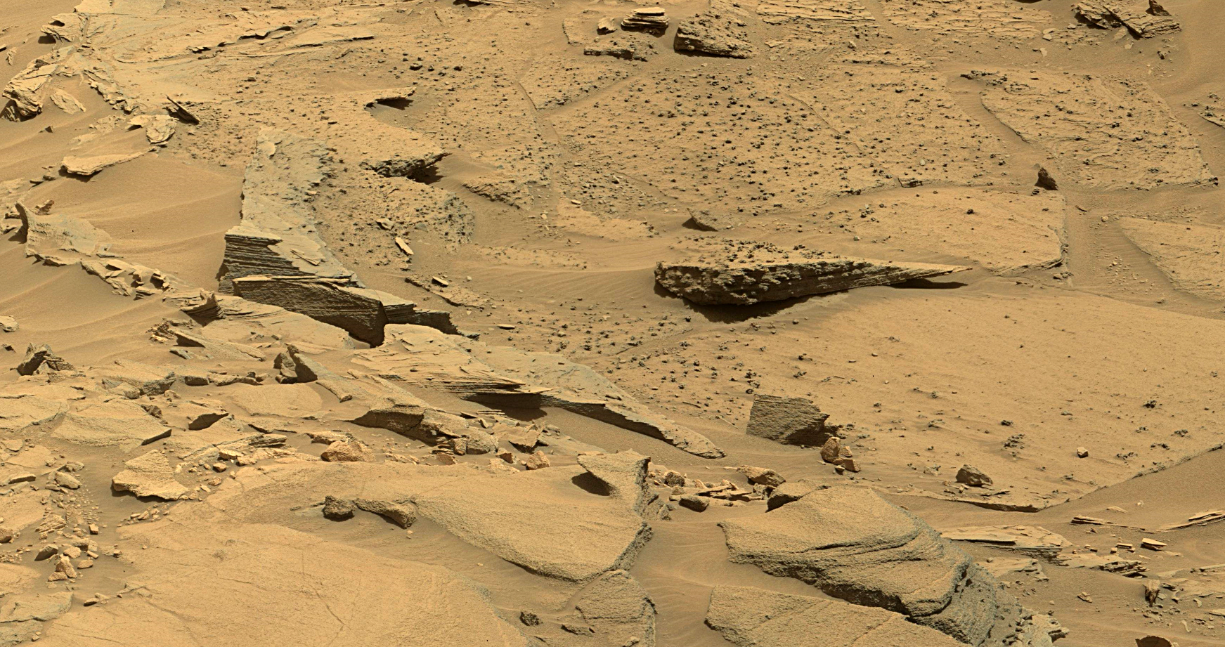 mars sol 1346 anomaly-artifacts 17 was life on mars