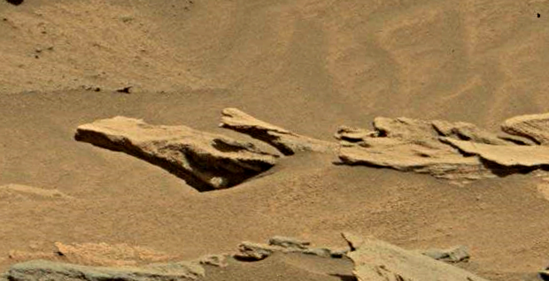 mars sol 1346 anomaly-artifacts 5 was life on mars