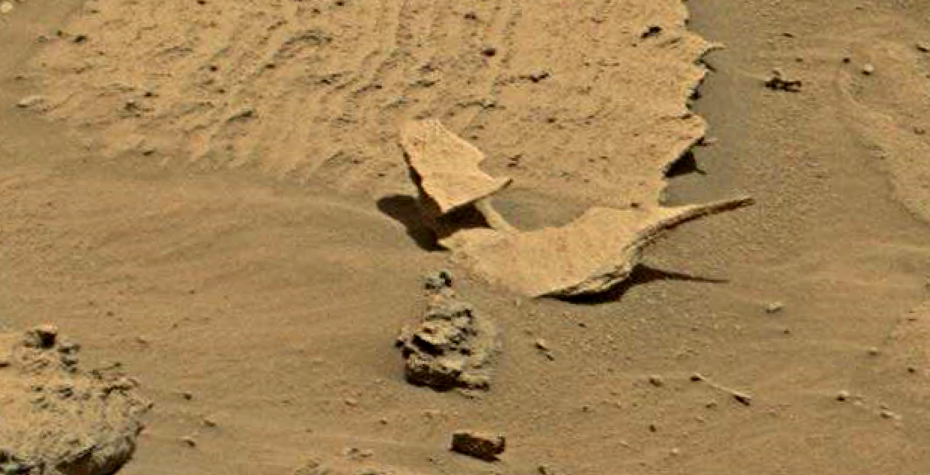 mars sol 1346 anomaly-artifacts 7 was life on mars