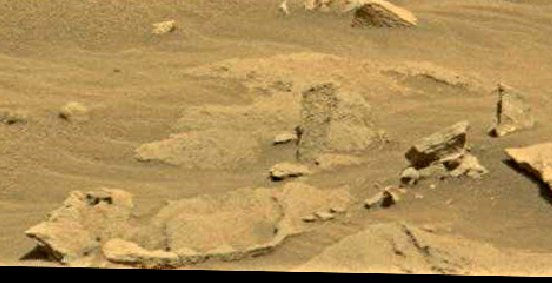 mars sol 1353 anomaly-artifacts 42 was life on mars