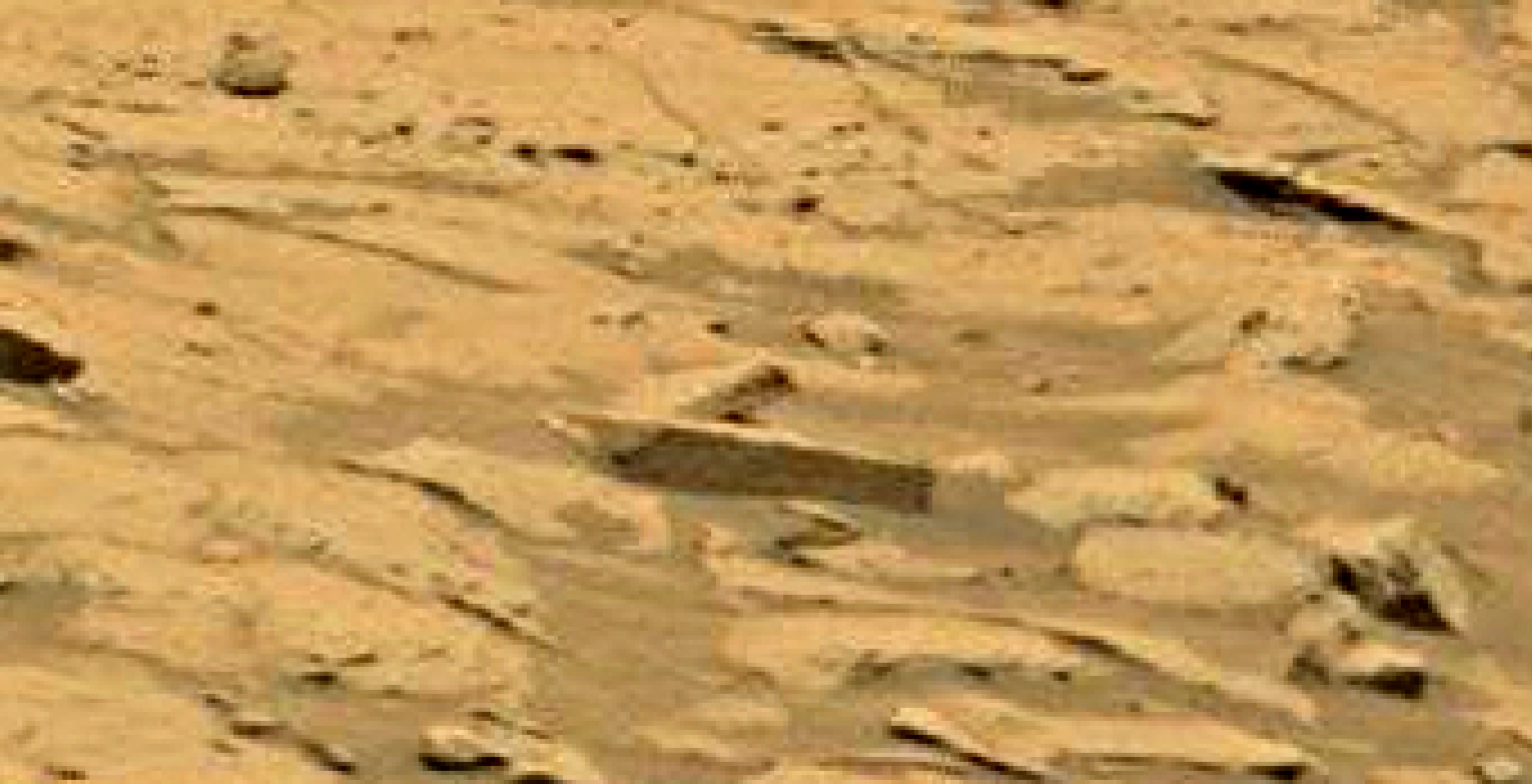 mars sol 1353 anomaly-artifacts 58a2 was life on mars