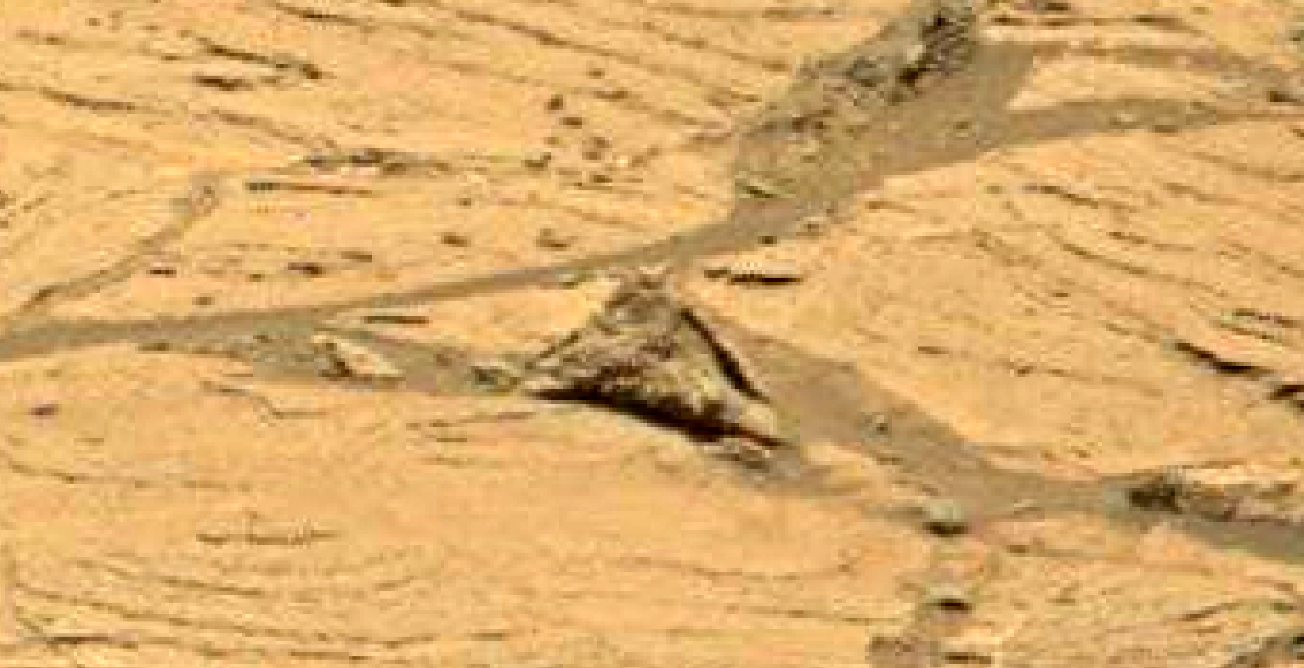 mars sol 1353 anomaly-artifacts 7 was life on mars