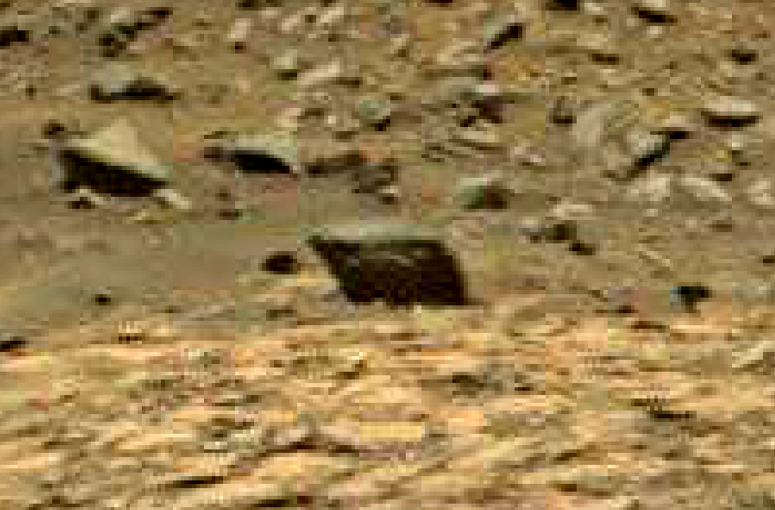 mars sol 1378 anomaly-artifacts 2 was life on mars