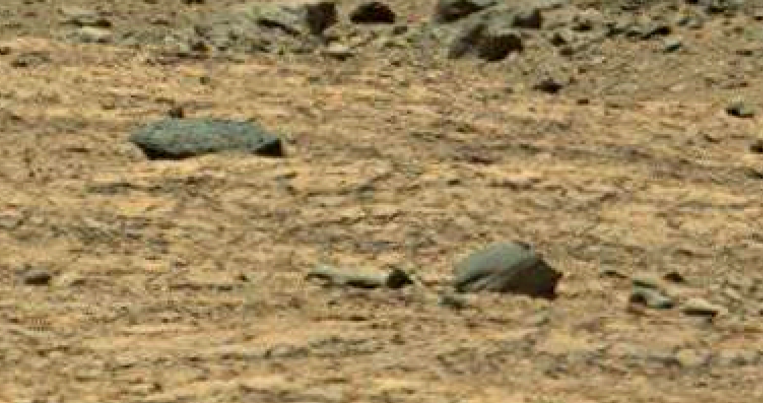 mars sol 1378 anomaly-artifacts 5 was life on mars